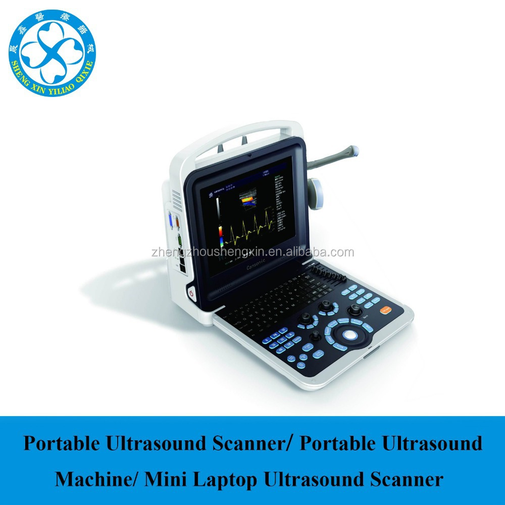 ultrasound scanning machine