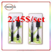 Yokotech alibaba express hot selling factory price ego ce4 blister kit, CE4 starter kit