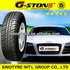 gcc certificate china Manufacturer passenger car tyre 185r14