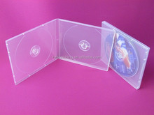 cd dvd box plastic vcd case