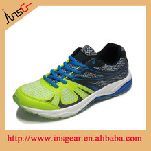 latest popular hot brand men sport running shoes