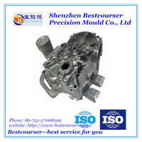 0629 High precision magnesium injection die casting products