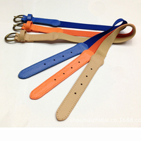 Fashion Cheap Kid Elastic Belt