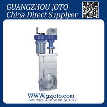 CCD electric Ultra-high Vacuum stem gate valve made in China