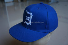 Direct manufacturers selling design your own snapback cap