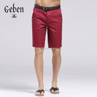 2015 summer men short casual short pants mma ourdoor mid waist cotton red blue green size 29-33 gym sport men trousers141120