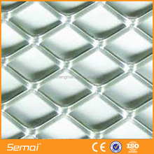 high quality expanded metal wire mesh fence