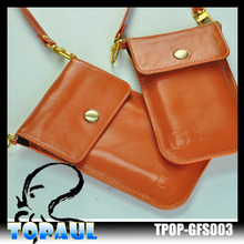 fashion women bag , leather wallet purse case for iphone 4 5 6