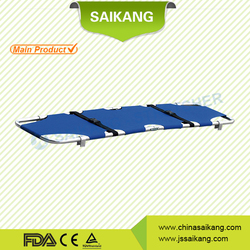 SKB1A08 Portable Folding Stretcher, Easy Carry Folding Stretcher