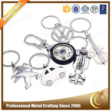New Arrive Free sample Promotional Metal Custom Key Ring for Sale