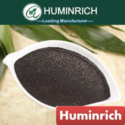 Huminrich Economic Crop Fertilizer 100% Solubility 60% Fulvic And Humic Acid For Plants