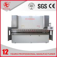 sheet metal processing WC67Y bending machine back gauge controller