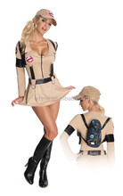 SEXY GHOSTBUSTERS MOVIE WOMENS ADULT FANCY DRESS HALLOWEEN COSTUME BW1695