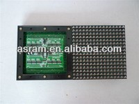 PH25 innovative products full color high brightness advertising outdoor p25 high resolution led matrix display module