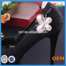 wholesale fashion elegant betterfly decorative shoe buckle