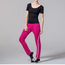 New Spring Summer Yoga Sport Fitness Gym Studio Jogger Dance Harem Women pllus size zumba pants