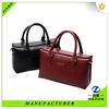 elegant leather lady fashion bag as ladies office bag