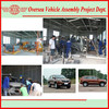 Small Sport Utility Vehicle 2WD SUV Assembly Plant Equipment Supply