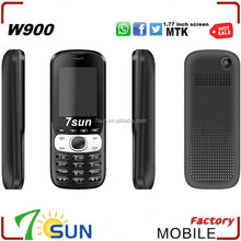 top selling products 2015 w900 cheap mobile phone