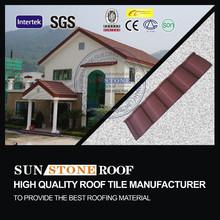 STONE COATED METAL ROOF SHINGLE TILES /ROOFING SHEET