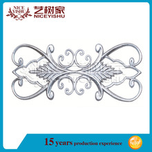Aluminum product design used for gate fence