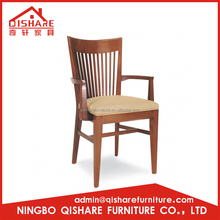 Hotel application specific wooden chair weight