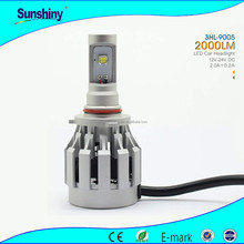 Best quality headlight relay for motorcycle 2000lm 3hl 9005 9006 h7 h8 auto relay 12v 20a