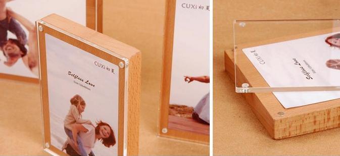 Acrylic Photo Frames Wood Buy Wood Frame Stapler Wood
