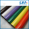 China factory hot selling cutting plotter vinyl with different colors black, red, yellow,green, pink, etc