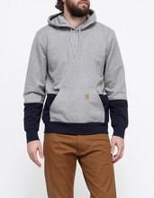 custom stylish brushed microfiber plain thick hoodies