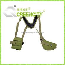custom military leather shoulder holster