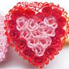 High Quality Romantic Gift Rose Flower Handmade Whitening Soap