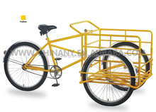three wheels cargo tricycle/pedal trike /street tricycle/heavy duty tricycle
