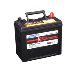 45AH car battery 46B24 car battery