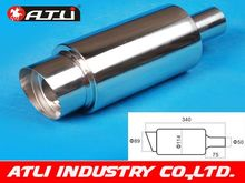 Atli Auto Exhaust Muffler With High Standard Car Exhaust Muffler Muffler Tail Pipe