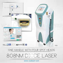 VCA 2015 laser hair removal alexandrite multi function laser