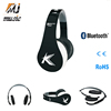 china supplier new private mould cordless headset mobile headphone