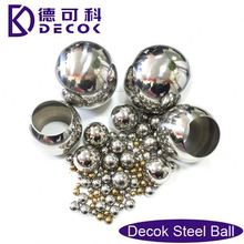 RoHS 0.35 to 200 mm low carbon steel balls jewelry design solid stainless steel bead
