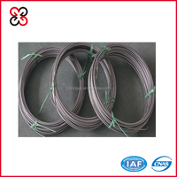 SS321 RTD mi thermocouple cable