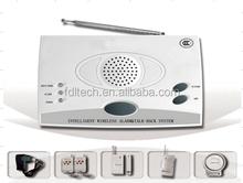 FDL-007EK hot sale Emergency Aid for the elderly/children/sick/disabled Alarm System