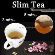 Customized Chinese herbal nature slim tea
