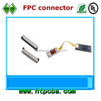 FPC cable connector 0.25mm 0.3mm 0.5mm 0.7mm 0.8mm 1.0mm 1.25mm Pitch FPC connector