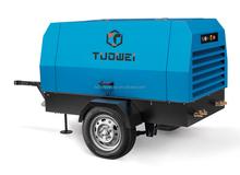 brand parts 127cfm truck engine air compressor
