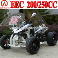 China New 250cc four wheel drive motorcycle