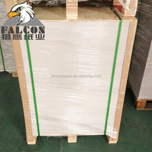 Fuyang Manufacturer of 300gsm Recycled White Coated Duplex Board Grey Back