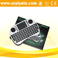 Fly Bluetooth Mini Wireless Keyboard 2.4g Air Mouse for Android TV Box