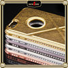 New Diamond Rider Genuine Leather Wallet Case For Iphone 5