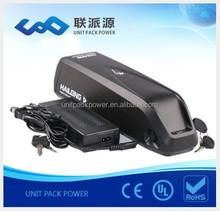 best quality18560 li ion electric bike battery 48v 8ah +charger