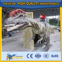 Amusement Park Dinosaur games Walking dinosaur costumes All types of dinosaurs