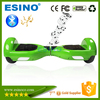 Portable bluetooth vedio remote control 2 wheel balancing electric scooter mini speaker high quality skateboard